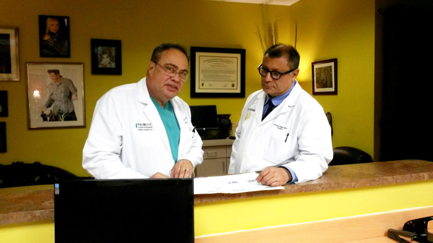 Rodolfo A. Perez, MD, FACE, ECNU also manages the full spectrum of diabetic patients from the ones recently diagnosed to the most brittle on an insulin pump or on complicated insulin regimens with varying degrees of insulin sensitivity and resistance.