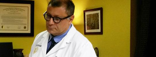 Thyroid Doctor Miami Rodolfo A. Perez MD, FACE, ECNU.