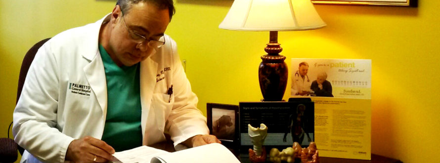 Rodolfo A. Perez, MD, FACE, ECNU earned the ECNU certification from the American Association of Clinical Endocrinologists (AACE) and his practice is one of a few in the state of Florida accredited by the American Institute of Ultrasound Medicine (AIUM) in Dedicated Thyroid and Parathyroid Ultrasonography.