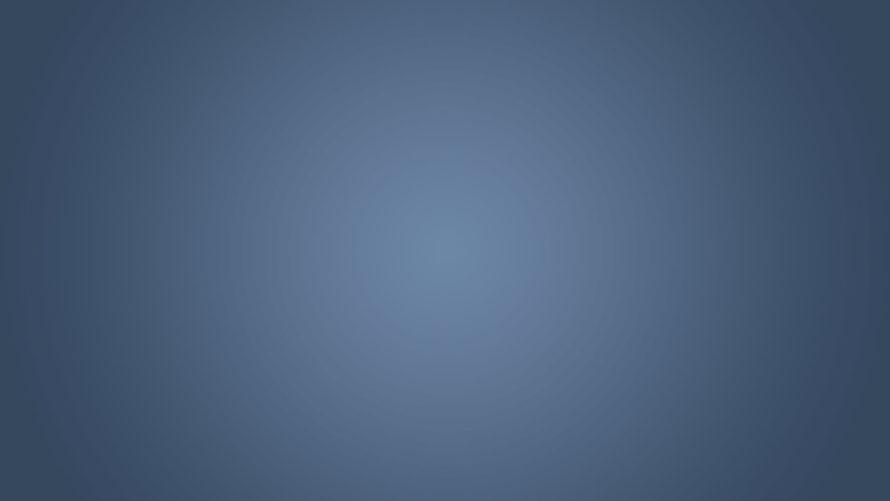 Dark Blue With Glare Background