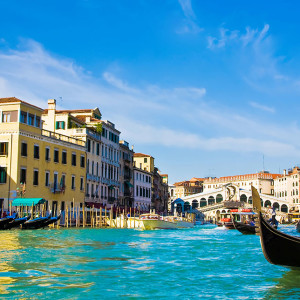 Italian Waterway