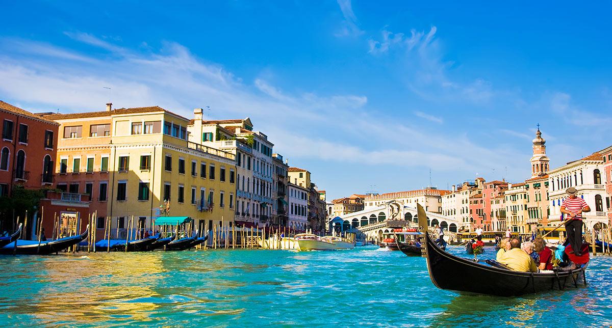 Italian Waterway
