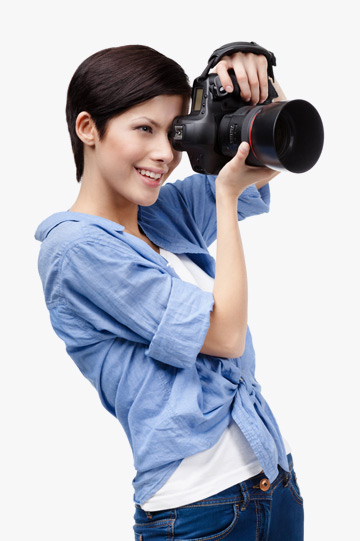 Photo Of Professional Photographer For Website